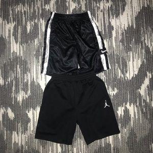 Toddler boy Nike & Jordan shorts